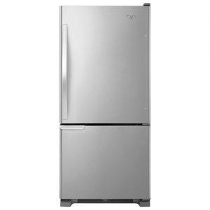 frigider cu congelator in partea inferioara