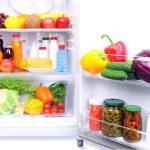 mancare in frigider