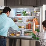 frigider pentru familie