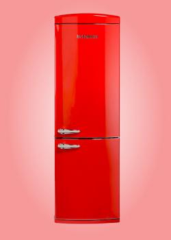 frigider rosu