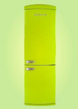frigider verde