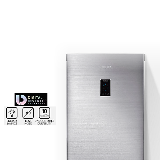 digital inverter frigider samsung