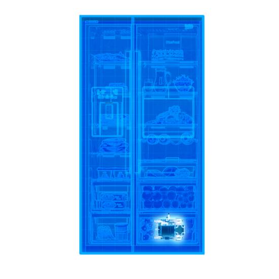 inverter frigider beko